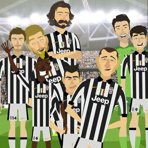 Juventus Juve Juvecampione 33 🌟🌟🌟💪👍💖✌ Squadra Bianconeri Calcio 🏆🏆🏆⚽🏁⚽🏁⚽🏁 Campione D'italia 2015