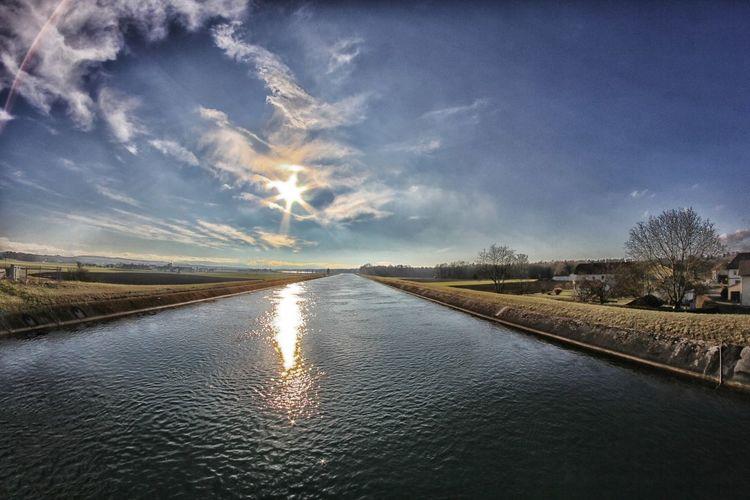 River... Relax Sun_collection Eye4photography  Lago