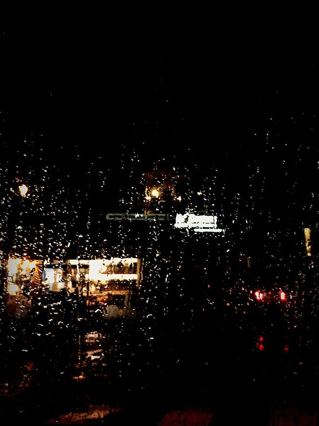 The night can be dark and cold but never forget the lights that shines. Night Nightphotography Lights Shadows Street Streetphotography Urban CarRides Rain Raindrops Shots Createcommune Artofvisuals