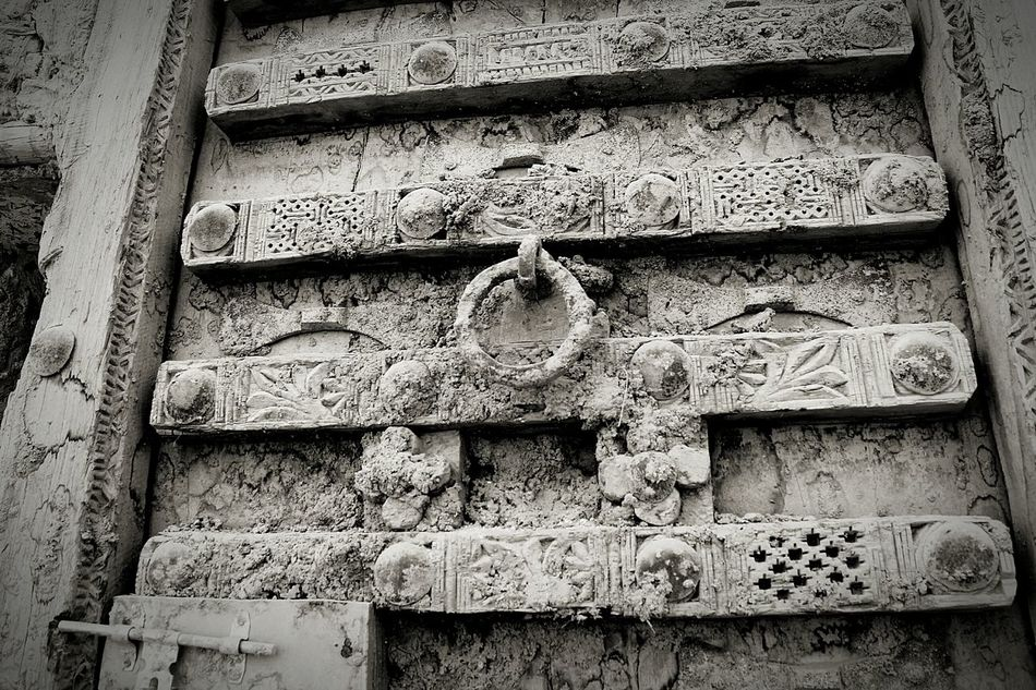 Door Handle Door Designs Wood Shebam Hadramawt I Love Yemen