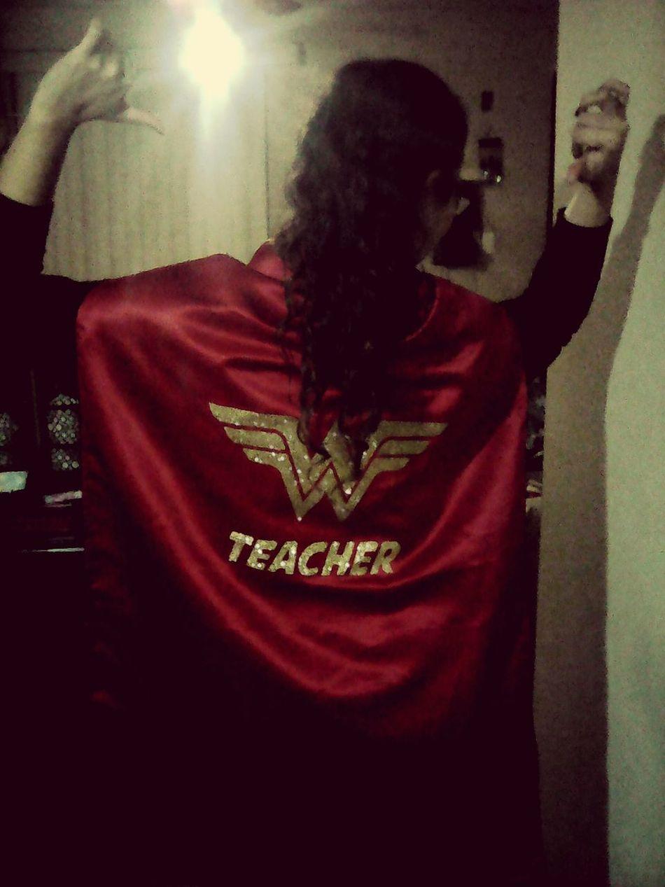 Wonder Teacher MyCape Datass