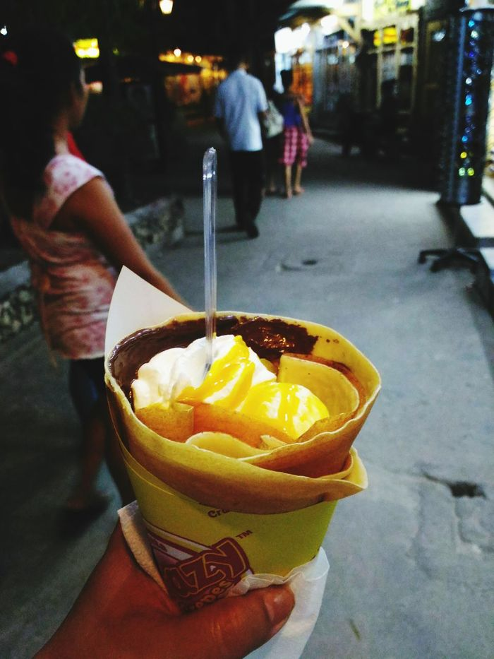 Streetfood Worldwide Mangocrepe Deserts Foodporn Foodgasm Photography Streetfoodie StreetFoodPH Eyeem Philippines