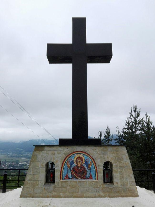 The big cross Cross Religion Orthodox Black BlackCross Rainy Day Marvel Cross Stone Cross Big Cross