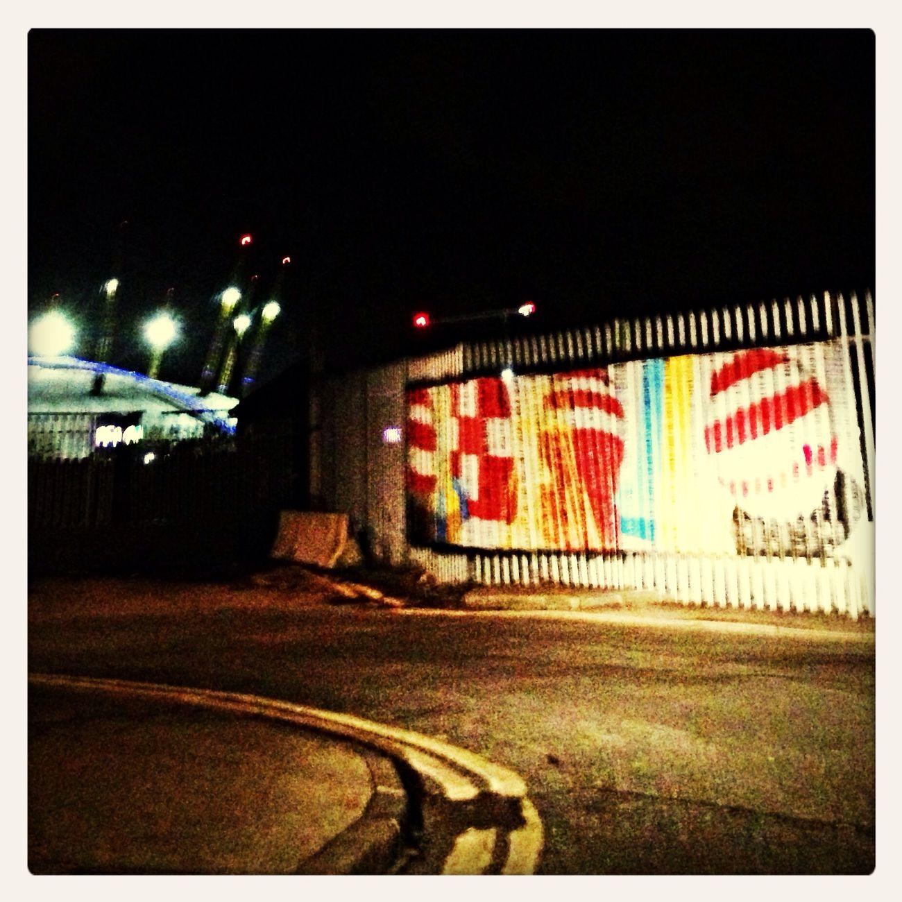On-Location Street Photography Graffiti Art