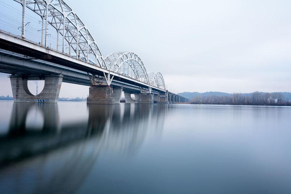 Beautiful stock photos of ukraine, Architecture, Beauty In Nature, Bridge, Bridge - Man Made Structure