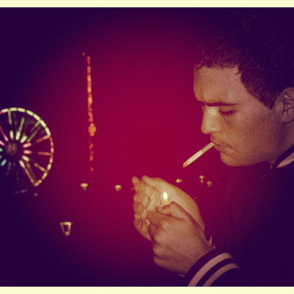 Smoking Central Park Lunapark Altındağ