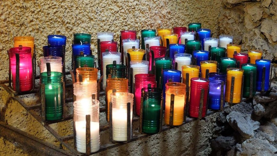 Candles Of Faith Candle Offering