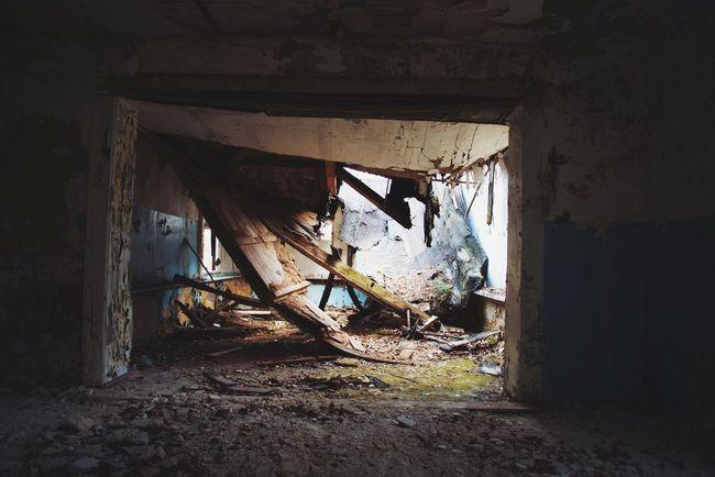 Broken. Lost Lostplaces Go2know Lychen Igersmeetgo2know