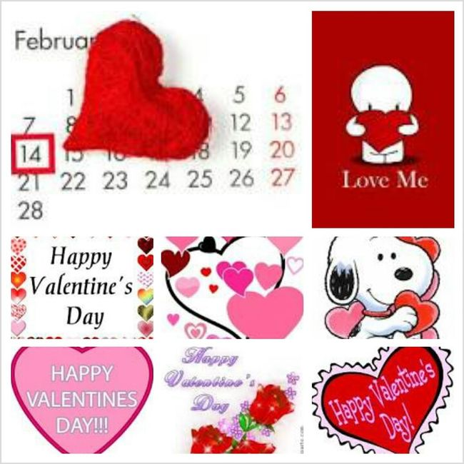 Happy Valentines Day!<3