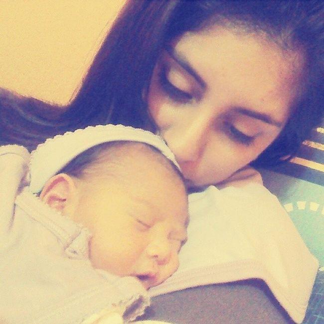 Always together sweetie Babygirl Alondra