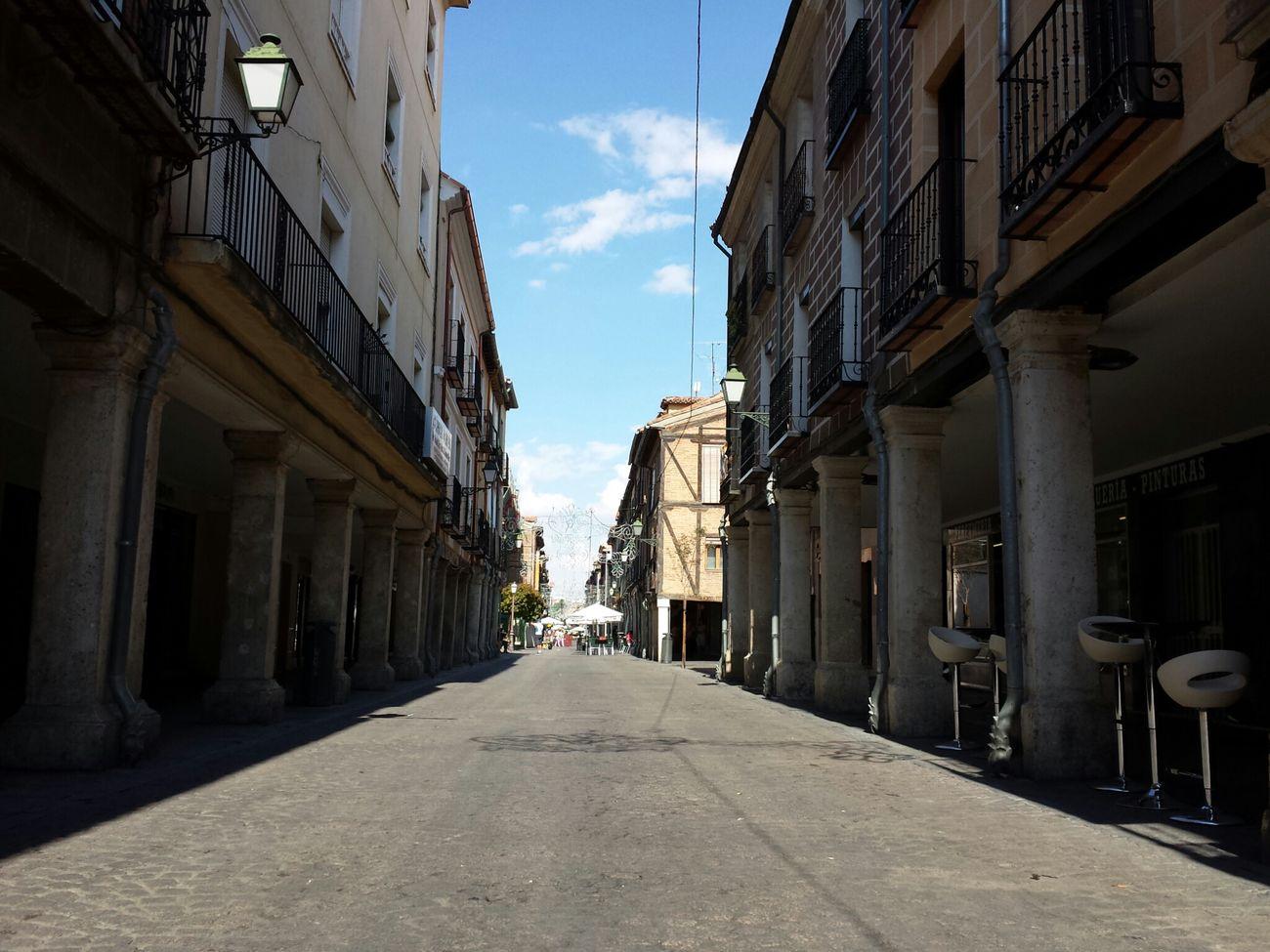 Alcalá de henares en fiestas.