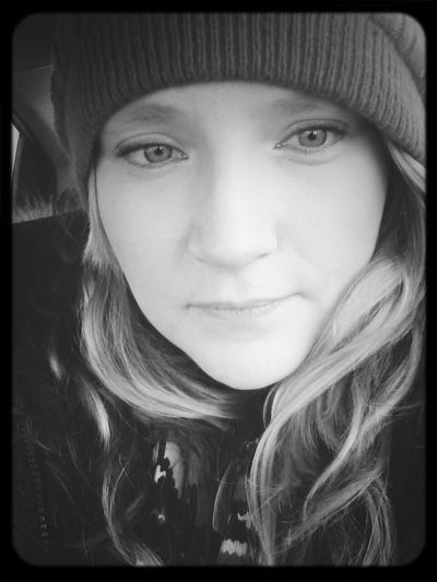 just me being cold this morning That's Me Selfie Blackandwhite