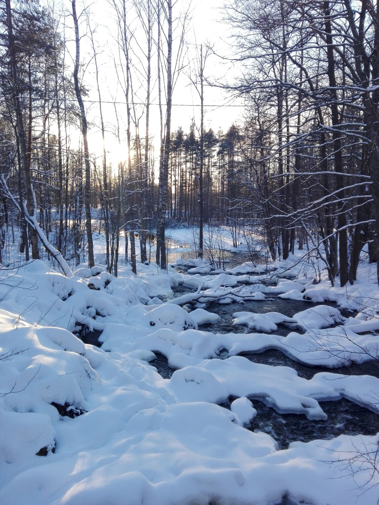 The river does not freeze ever Cold Temperature Winter Snow Nature Beauty In Nature Weather Outdoors Wintertime Landscape_photography Snow ❄ Winter Landscape Naturebeauty Nature Photography Photographer Photography Finnish Nature Naturelovers Naturepath Flowing Water Ice