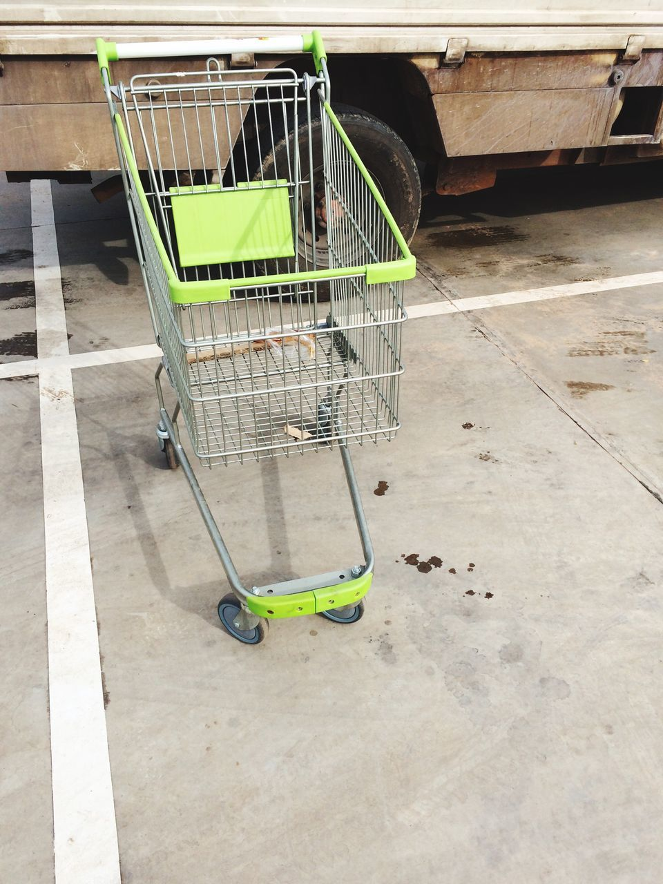 shopping cart, trolley, consumerism, no people, retail, day, outdoors, supermarket