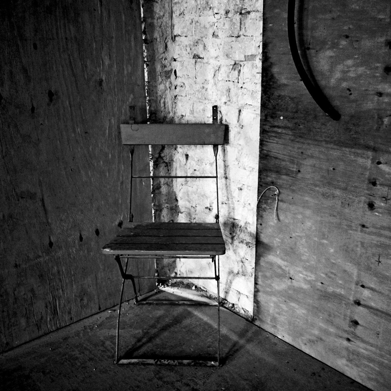 Empty Places Abandoned Places Black & White Bonjour Tristesse