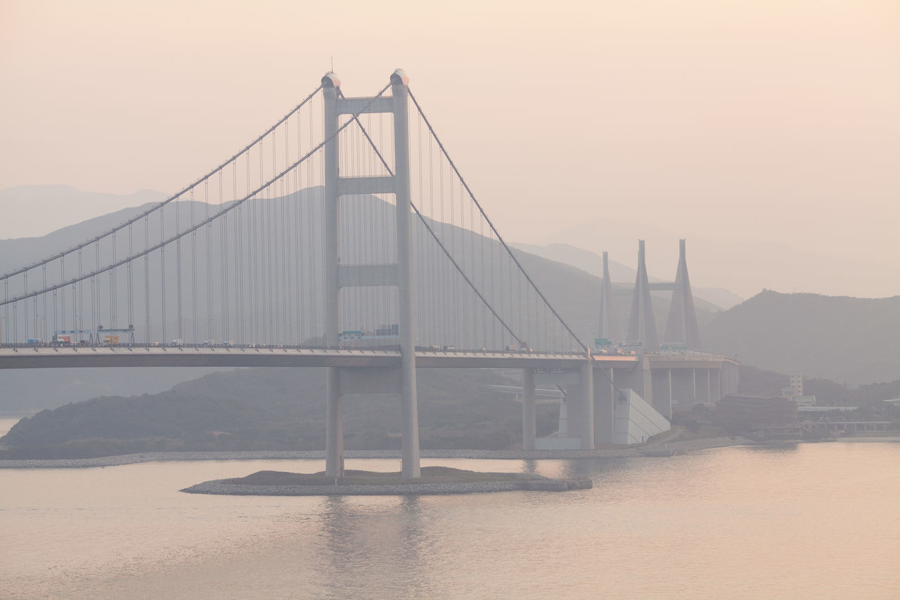 Beautiful stock photos of bridge, Architecture, Bridge, Built Structure, Cliff