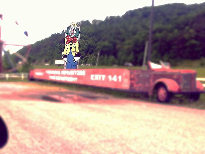 Road Trip Tennessee Fireworks Stand Abandoned Photo Editor Pro Georgia Via Michigan