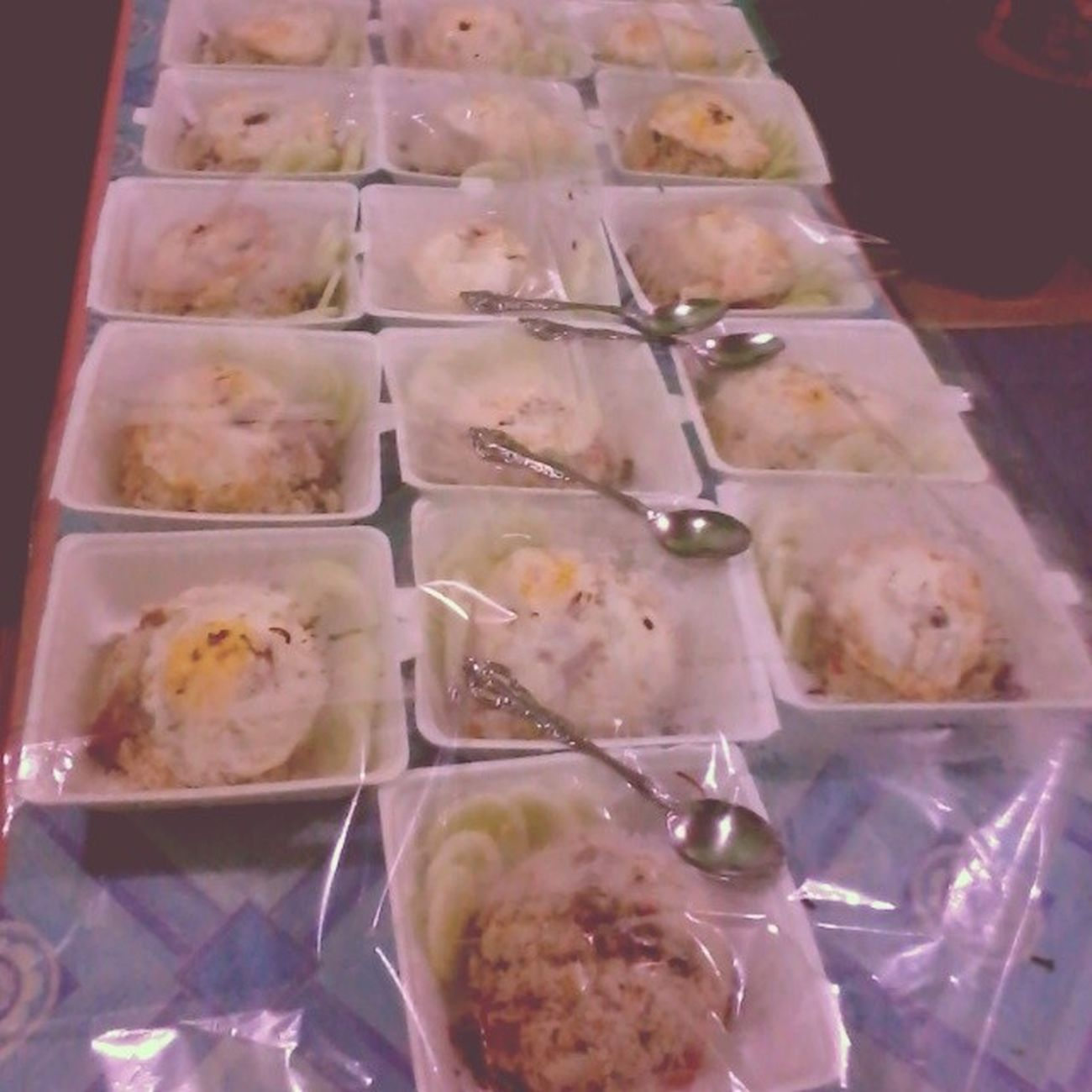 Dinner with friends at Westcom.. Dinner Friedrice Kuliner Westcom
