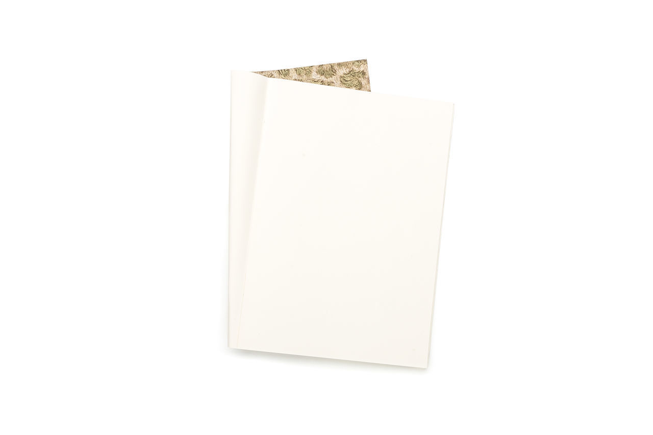 Binder Blank Book Business Copy Space Design Diary Empty Isolated Note NotePad Object Office Page Paper School Template Textbook White Write