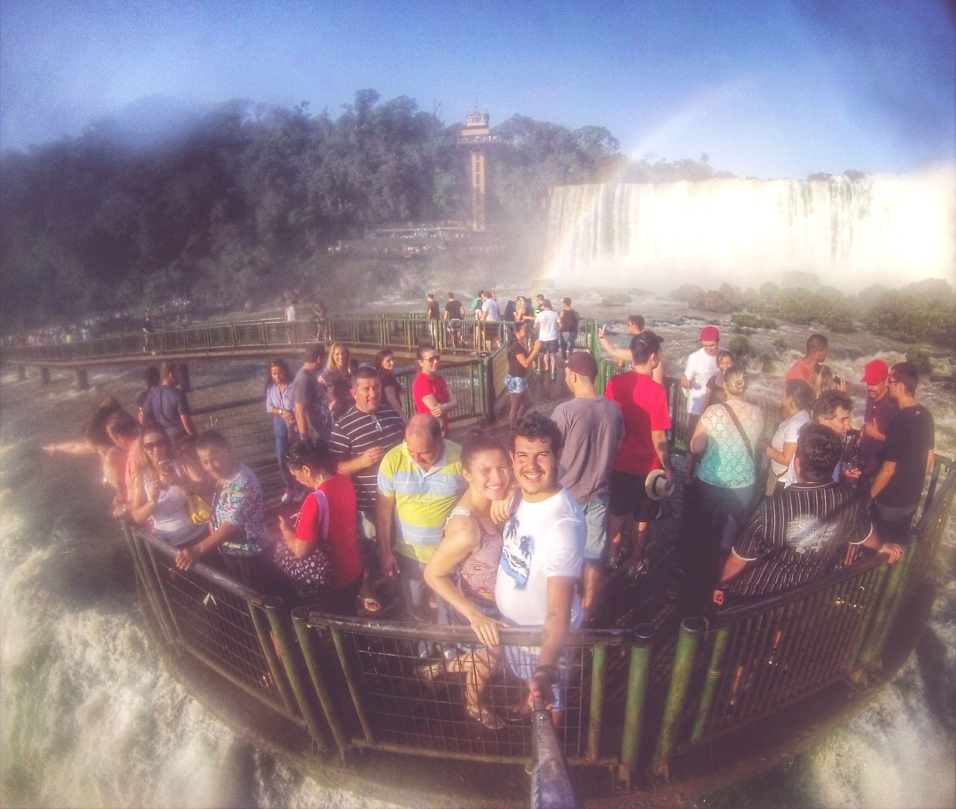 lifestyles, large group of people, leisure activity, men, water, person, enjoyment, togetherness, mixed age range, medium group of people, vacations, tree, fun, river, enjoying, lake, travel, reflection, outdoors