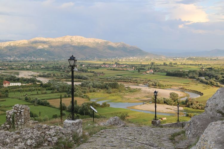 #Nature  Albania Canon5dmarkiii Castle Clouds Exploring Lights Mountain Nofilter Rock Shkoder Traveling Valley