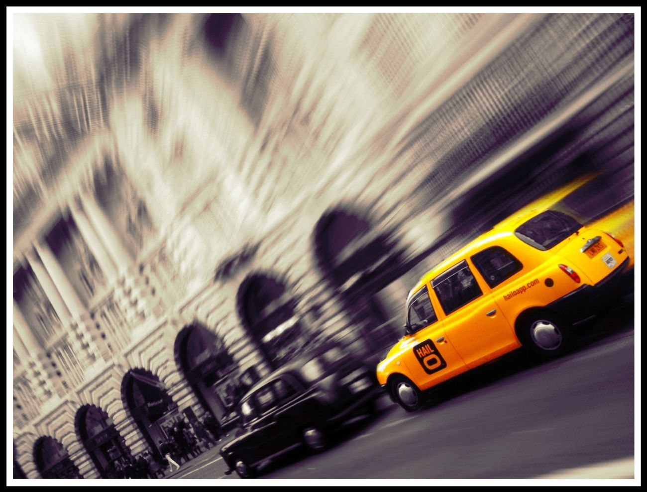 calling a cab Calling A Cab