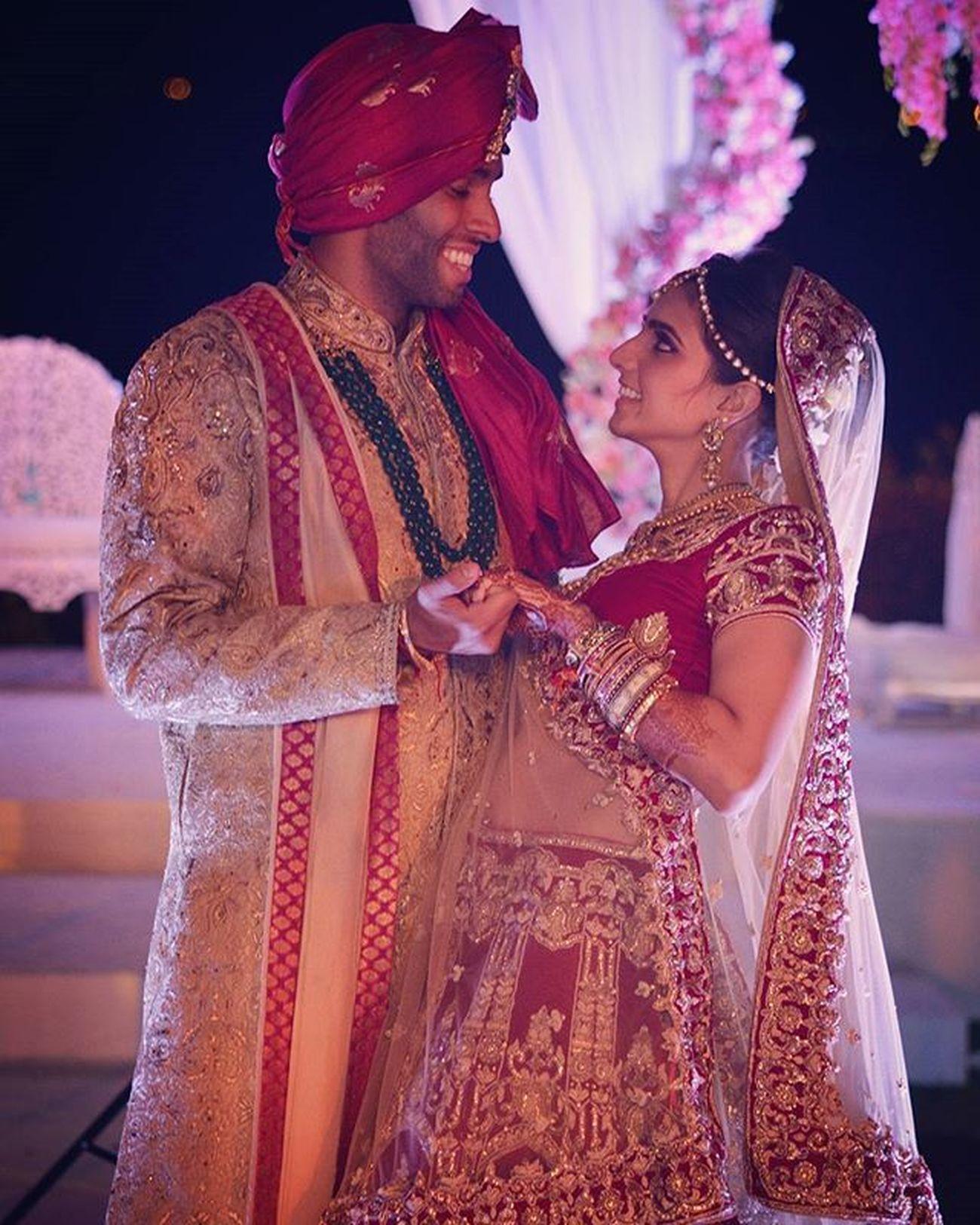 Gagans_photography Aeshkydiwedding Stayblessed Lovelycouple Weddingseason Wedding Portfolios
