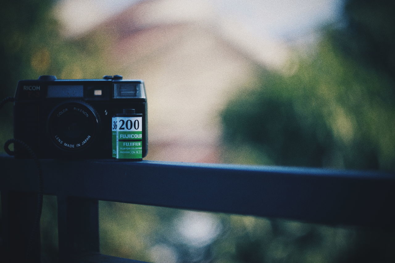 Old camera.. Technology No People Photography Themes Close-up Indoors  Camera - Photographic Equipment Day Sky Filmlook Filmphotography Kodak Portra Film Photography Oldcameras Camera - Photographic Equipment