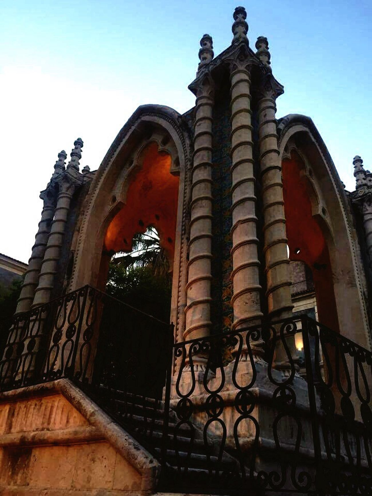 Architecture Low Angle View Built Structure Building Exterior No People Place Of Worship Religion Spirituality Outdoors Tranquility Cloister Ancient Monastery Eyeem Photography The Architect - 2017 EyeEm Awards The Great Outdoors - 2017 EyeEm Awards Mycity Catania, Sicily