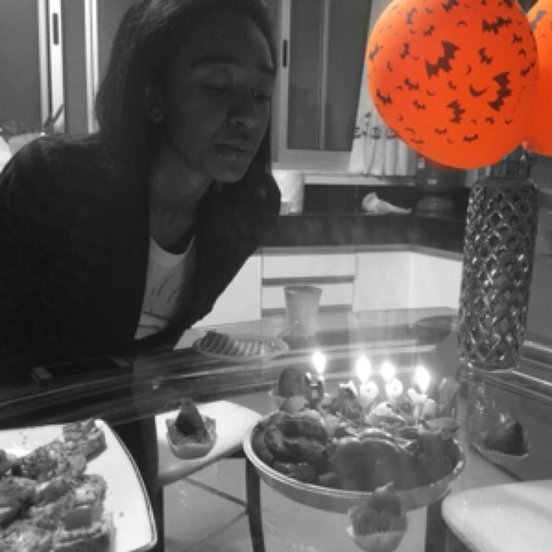 Birthday today ;)