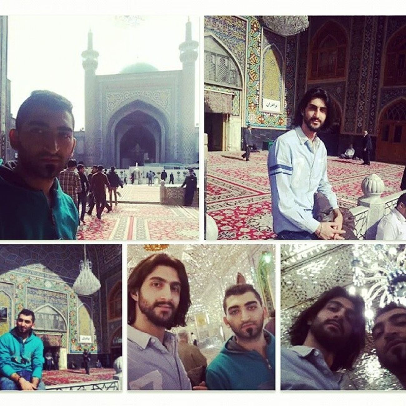 Iran Mashhad Imamriza Wonderful place 2014 ....