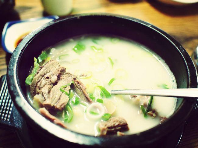 Food Korea Food 국밥