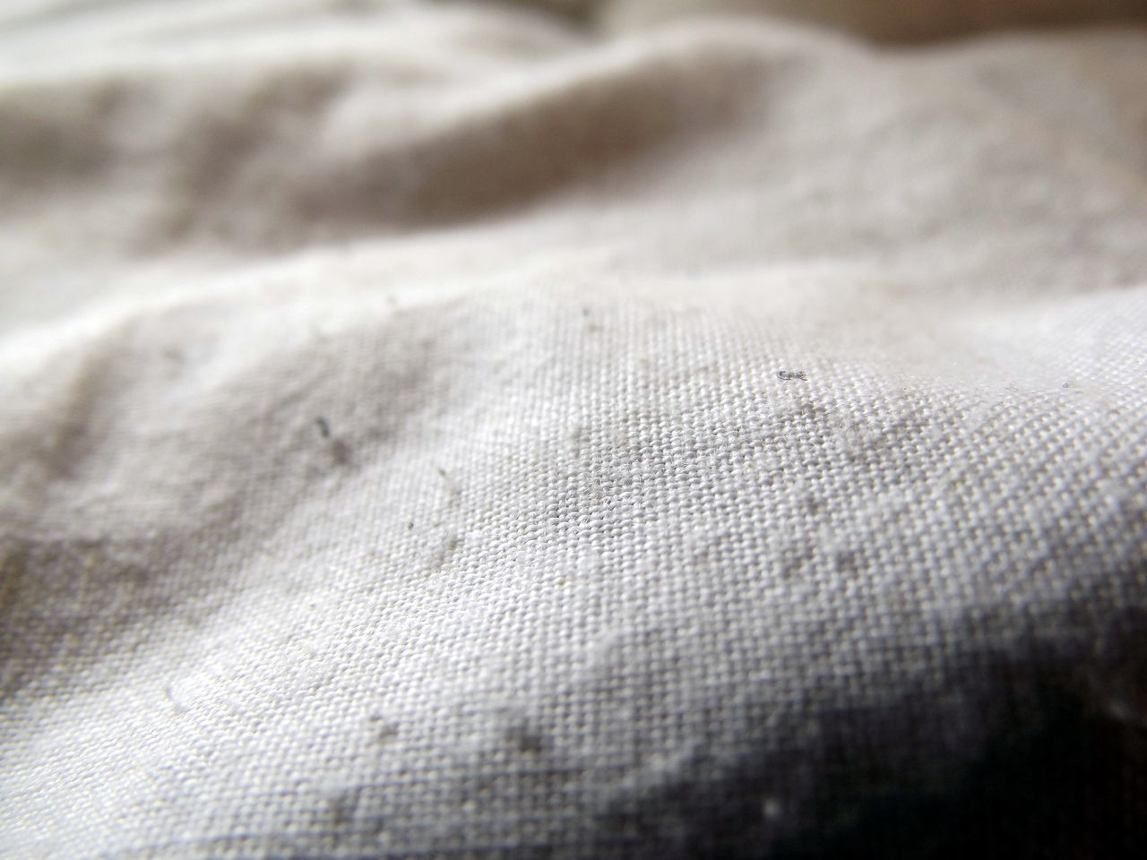 Backgrounds Bedsheet Close-up Cotton Cream Day Fabric Full Frame Indoors  Macro Macro Photography Material No People Super Macro Texture White