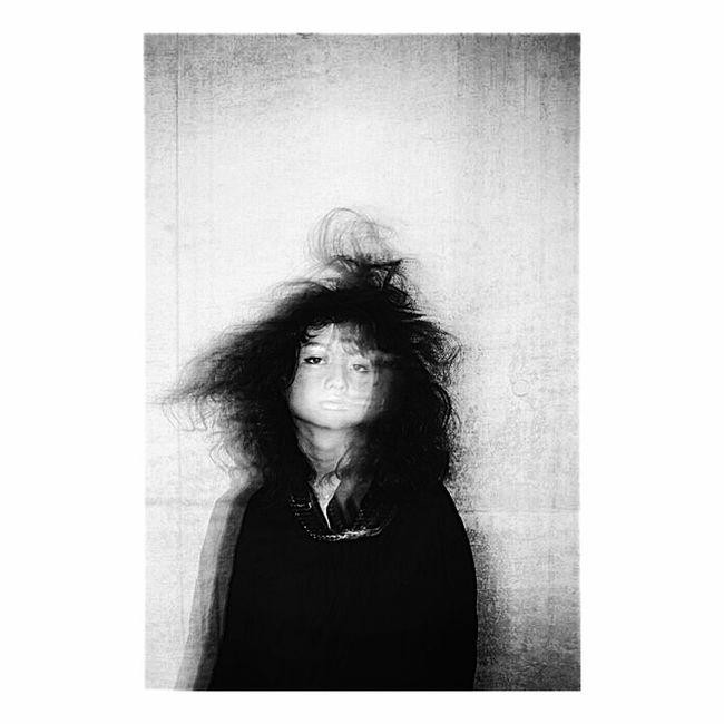 Portrait Hair Japan Fhotografy First Eyeem Photo Brackandwhite Night Kotar