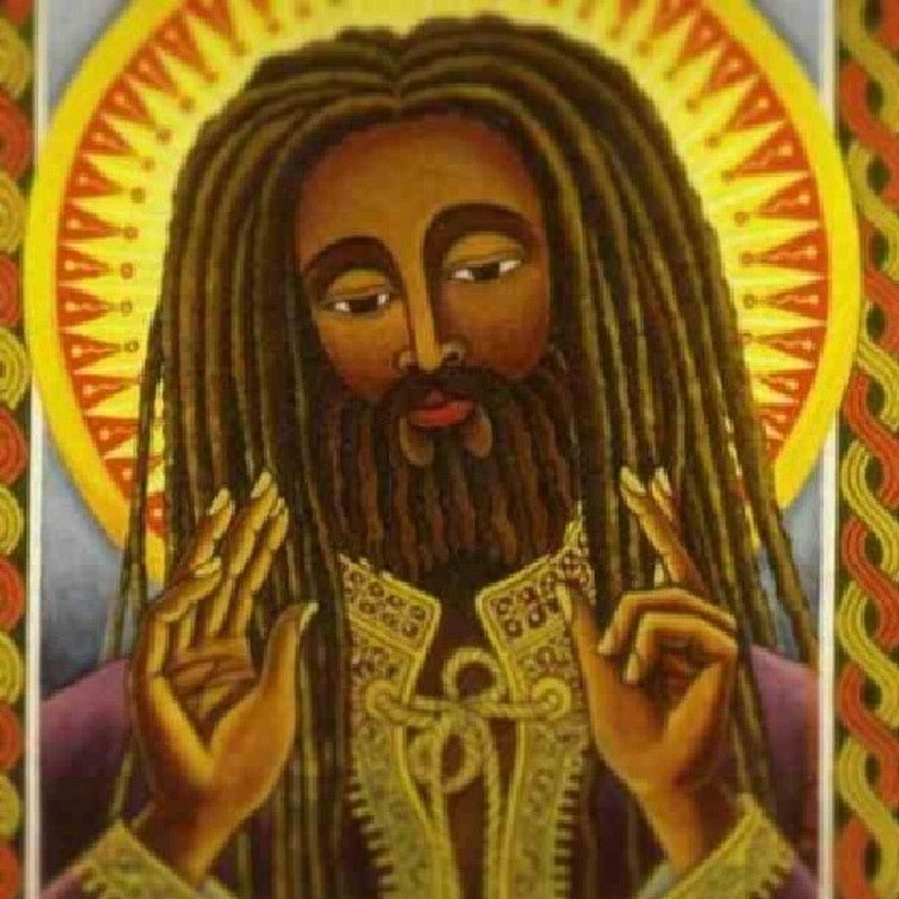 Jah Bless INI Foreverlovingjah rastafari