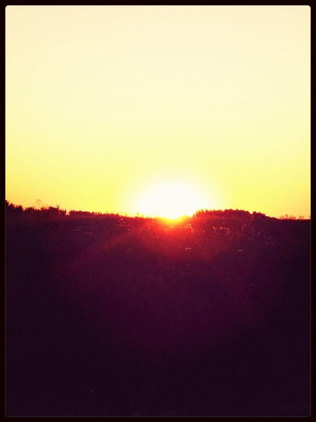 Another beautiful sunset lastnight
