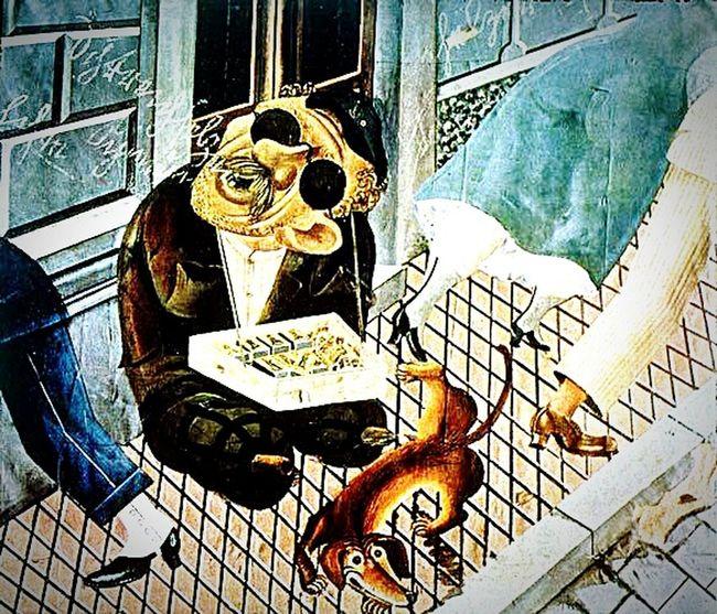 Otto Dix Avanguardie Storiche Espressionismo Tedesco Espressionism Art Gallery Art Museum ArtWork Virtual Web Museum Of Contemporary Art Expressionism Historical Avantgarde