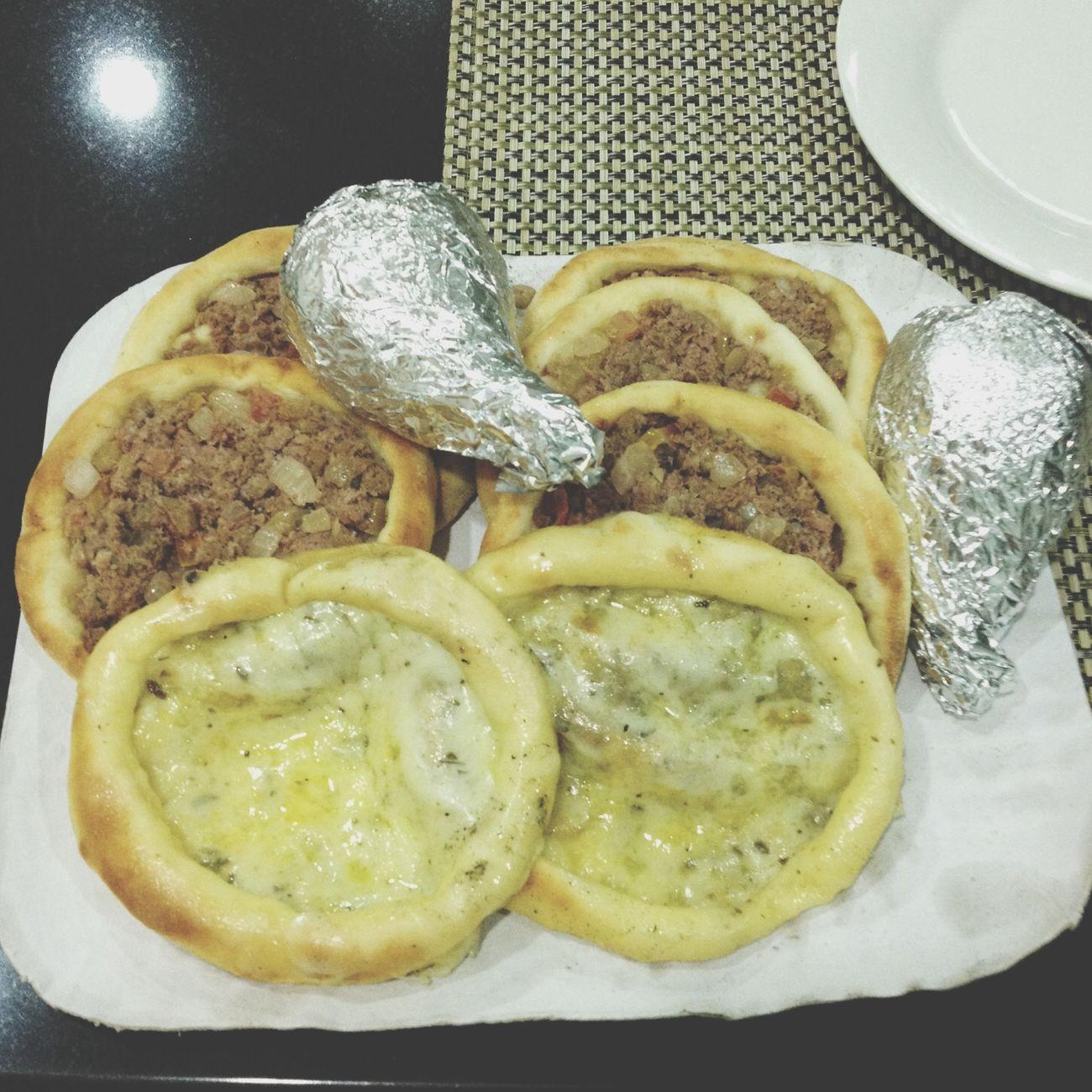 Dinner Esfilha Food