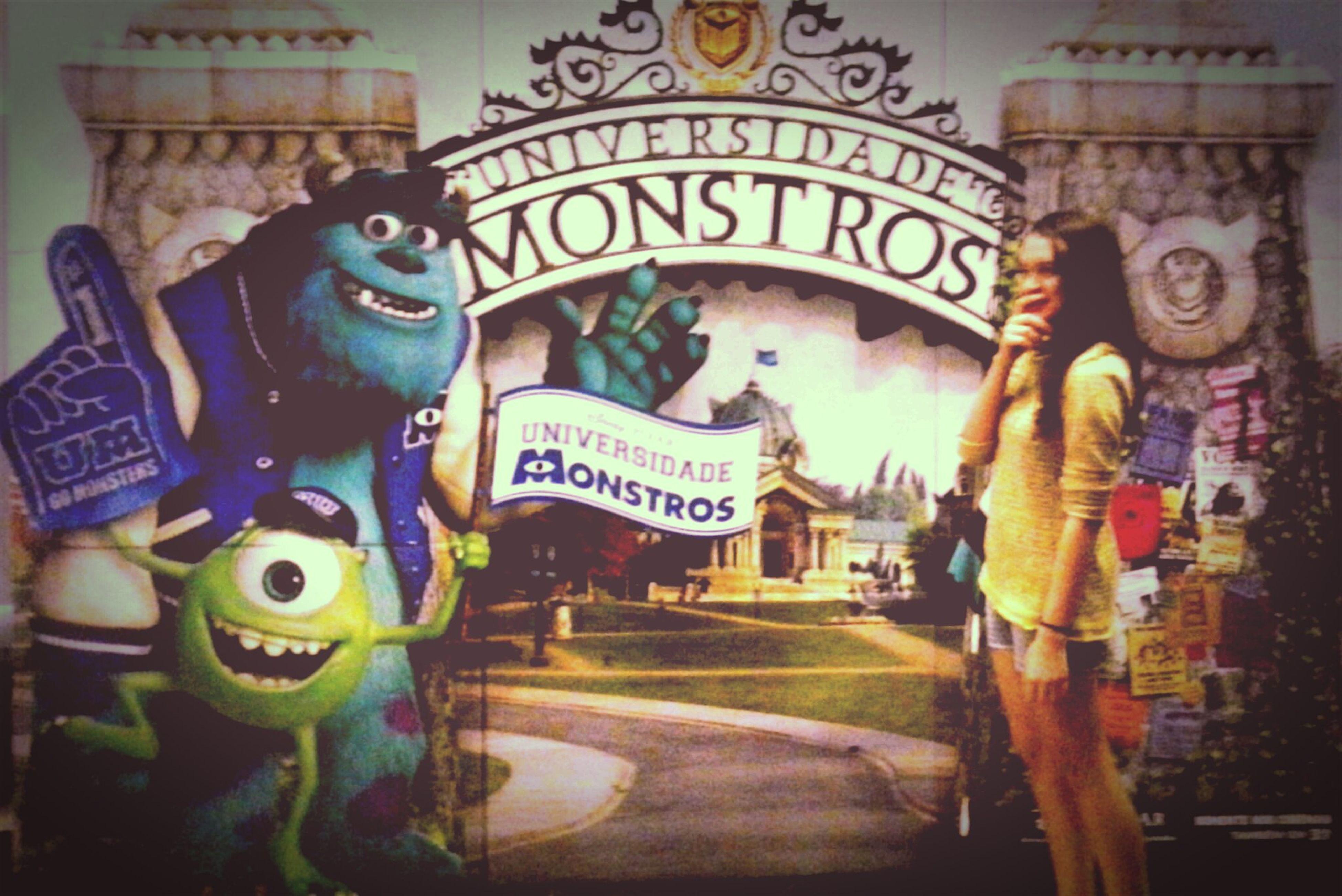 Monstros Sa