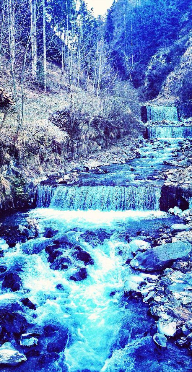 Water Tyrol Italy Stream