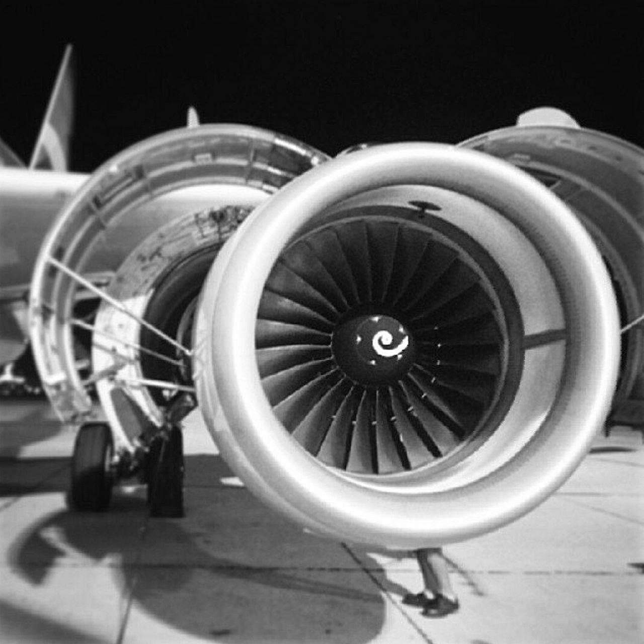 Aircraft engine maintenance Transportation Airplane Technology Aircraft Photography Aircraft AirPlane ✈ AircraftMaintenance