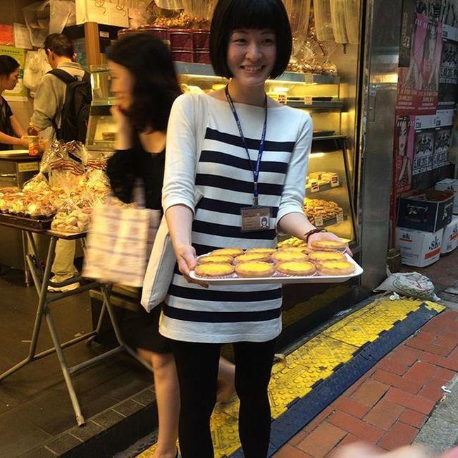 Hongkongfoodietour Lillian Eggcustard HongKong Travel Travelphotography Foodtour