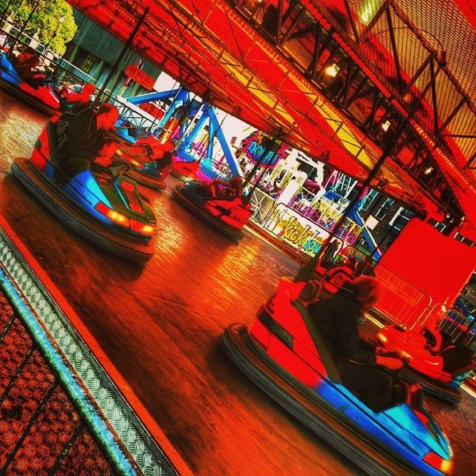Fairground Fairgroundrides Dodgems Bumpercars