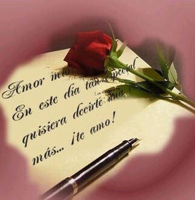 el amor es el lazo más fuerte que hay y no lo ronpe nada ni nadien