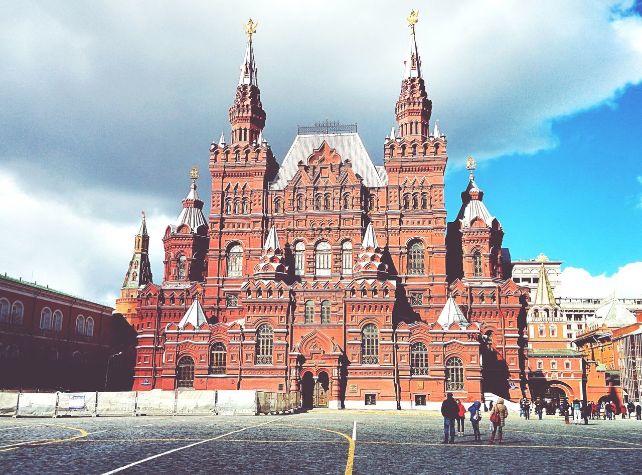 Beautiful stock photos of moscow, Arch, Architectural Feature, Architecture, Arts Culture And Entertainment