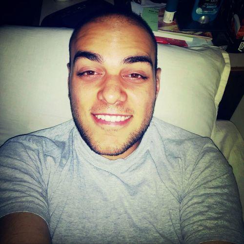 Boy Night Beard Sleepy !!