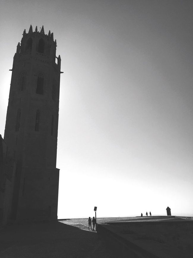 Lleida in bw Architecture Bw_collection Bw_lover
