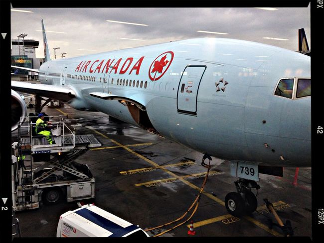 Now ready for Canada with Air Canada