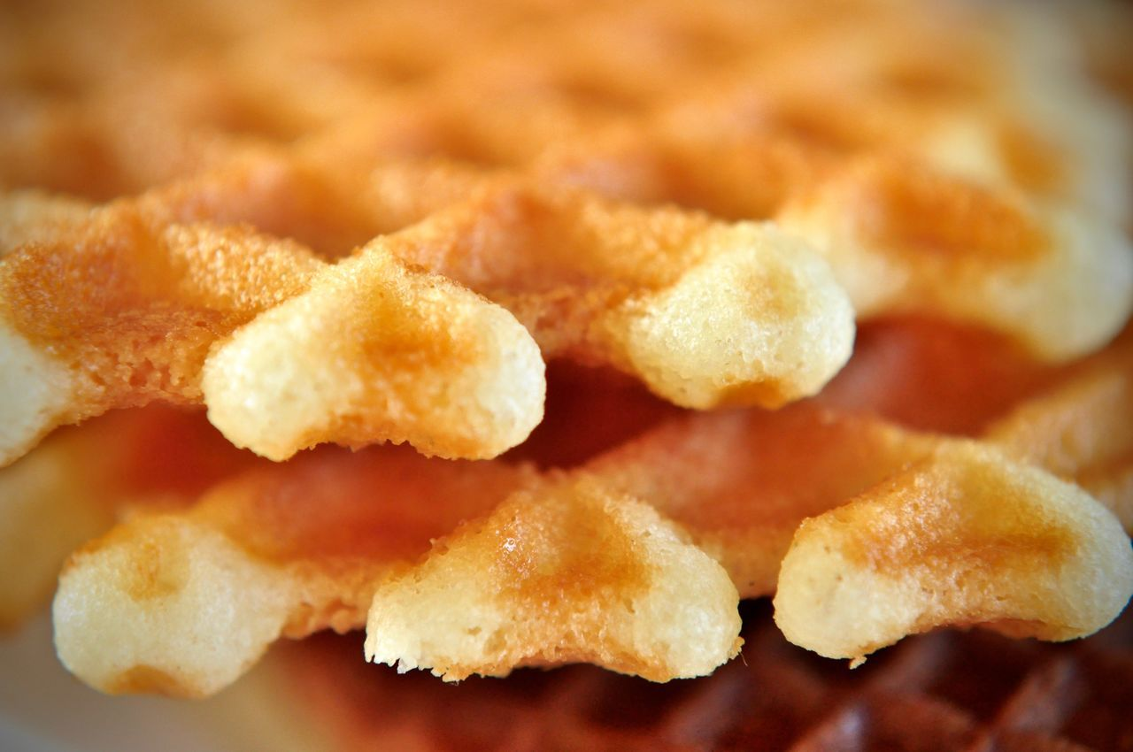 Biscuits Close-up Cookies Crunchy Food Food And Drink Freshness Ready-to-eat Scrumptious Snack Stack Stacked Still Life Sweet Food Tea Time Treat Unhealthy Eating Waffle Waffle Time Waffles