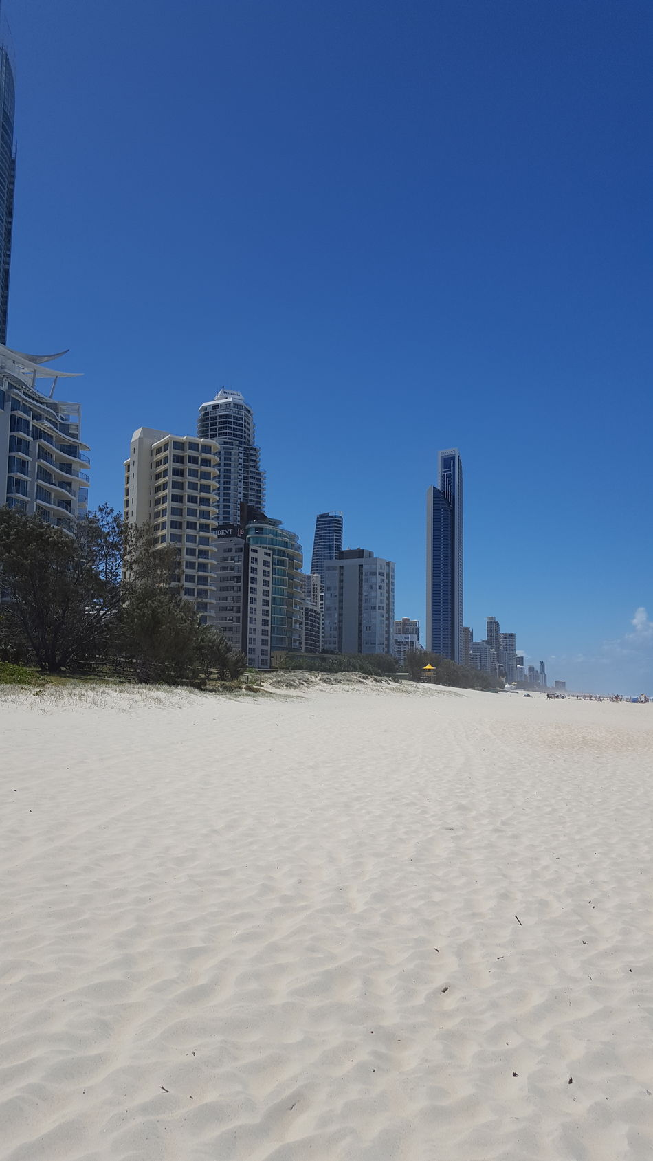 Surfers Paradise, Queensland Awesome_view Beach Beach Life Coast Skyscrapers Surfers Paradise Surfers Paradise, Australia White Sand